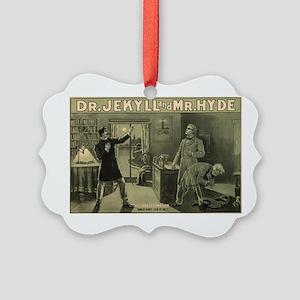 Jekyll & Hyde Ornament