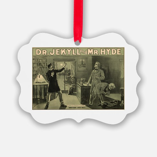 Jekyll & Hyde Ornament