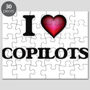 I love Copilots Puzzle