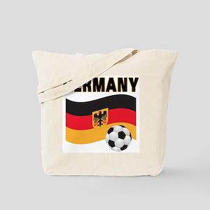 Germany Tote Bag