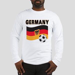Germany Long Sleeve T-Shirt