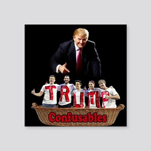 The Confusables Sticker