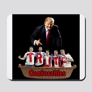 The Confusables Mousepad