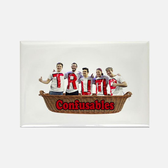 The Confusables Magnets