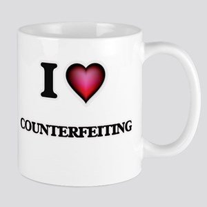 I love Counterfeiting Mugs