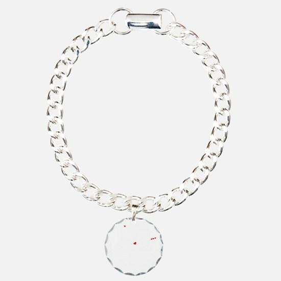 Cute Alijah Charm Bracelet, One Charm