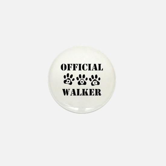 Official Walker Mini Button
