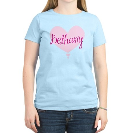 Bethany - Women's Light T-Shirt