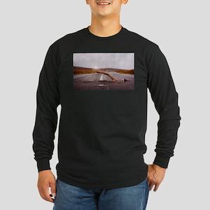 Swimming Down the Street Long Sleeve T-Shirt