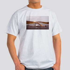 Swimming Down the Street T-Shirt