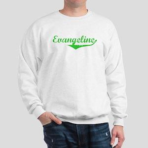 Evangeline Vintage (Green) Sweatshirt