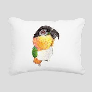 Dubby Rectangular Canvas Pillow