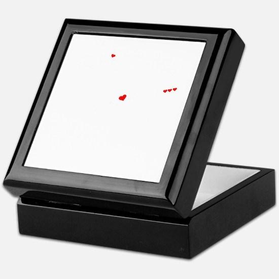 Cute Isaias Keepsake Box