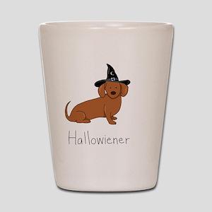 Hallowiener - Halloween Wiener Dog (Dac Shot Glass
