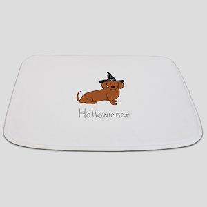 Hallowiener - Halloween Wiener Dog (Dachsh Bathmat