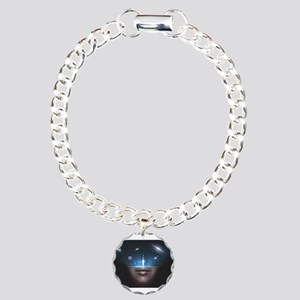 A Universe in the Mind Charm Bracelet, One Charm