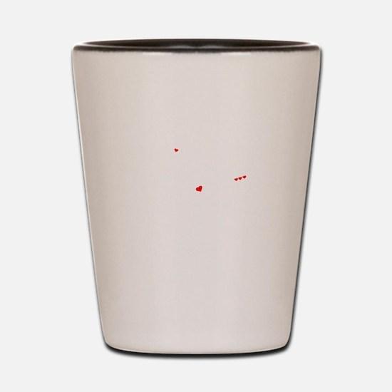 Unique Alondra Shot Glass