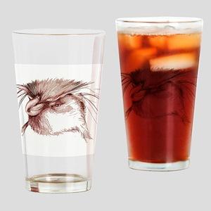 Rockhopper Drinking Glass