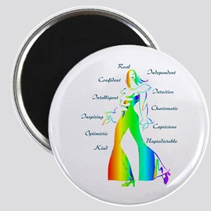 Essence of Woman - Rainbow Magnet
