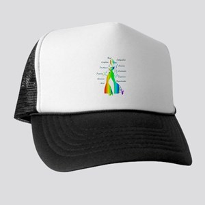Essence of Woman - Rainbow Trucker Hat