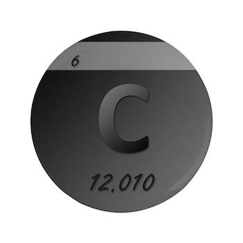 Carbon (C) 3.5