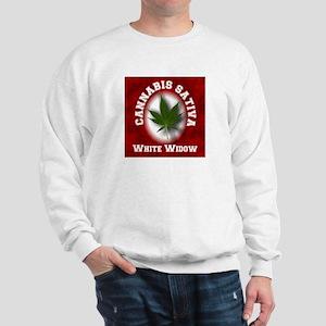 White Widow Sweatshirt