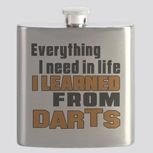 Everything I Learned From Darts Flask