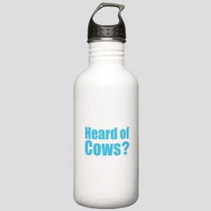 Cows Stainless Water Bottle 1.0L