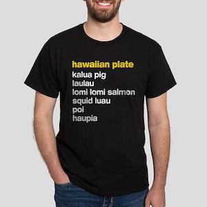 Hawaiian Plate T-Shirt