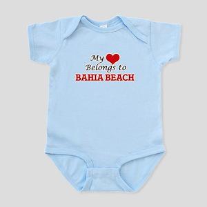 My Heart Belongs to Bahia Beach Florida Body Suit