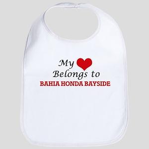 My Heart Belongs to Bahia Honda Bayside Florid Bib