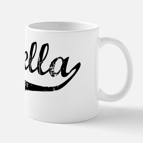 Izabella Vintage (Black) Mug