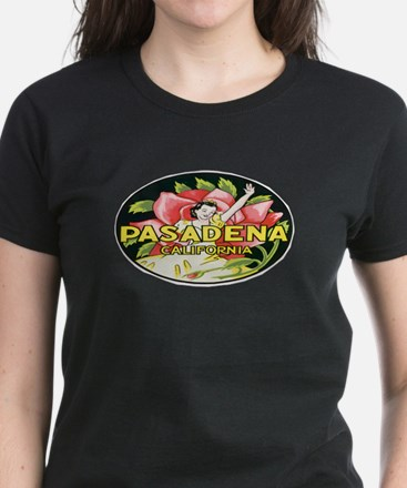 Retro Rose Parade T-Shirt