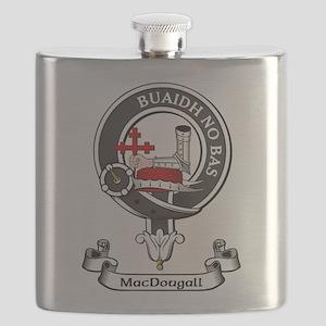 Badge - MacDougall Flask