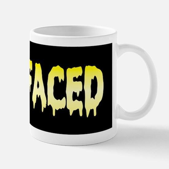 Piss Faced Mug
