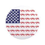 4 Wheeler in an American Flag 3.5
