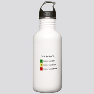law student futures Stainless Water Bottle 1.0L