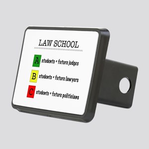 law student futures Rectangular Hitch Cover