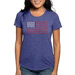 4 Wheeler in an American Womens Tri-blend T-Shirt