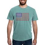 4 Wheeler in an American Mens Comfort Colors Shirt