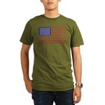 4 Wheeler in an Ameri Organic Men's T-Shirt (dark)