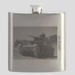 M3 STUART Flask