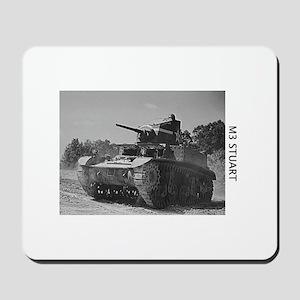 M3 STUART Mousepad