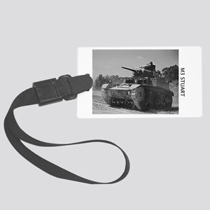 M3 STUART Large Luggage Tag