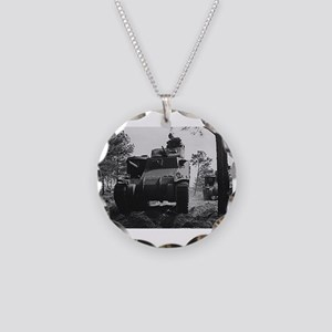 M3 LEE Necklace Circle Charm