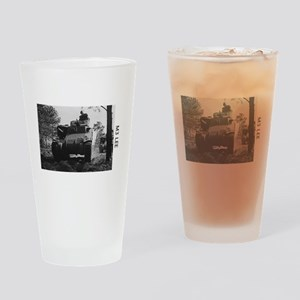 M3 LEE Drinking Glass