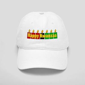 Happy Kwanzaa Cap