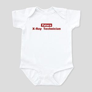 Future X-Ray Technician Infant Bodysuit