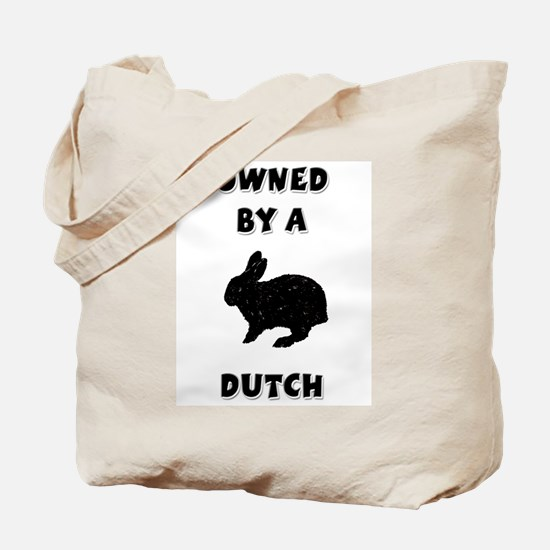 Owned by a Dutch Tote Bag