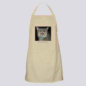 Don't Even... BBQ Apron